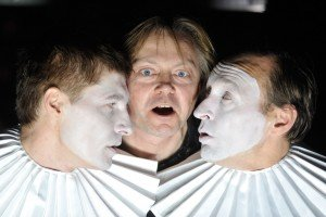 Oskaras Korsunovas, Hamlet, Biennale Teatro 2015