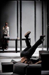 Falk Richter, Never Forever, Biennale Teatro 2015