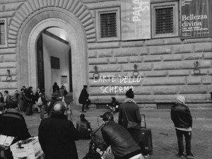 Centro di Cultura Contemporanea Strozzina, piazza degli Strozzi, Firenze, L'Arte dello Schermo, collettivo IlGaltarossa, 2015