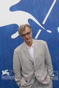 73esima Mostra Internazionale del Cinema di Venezia. Wim Wenders al photocall di Les Beaux Jours d'Aranjuez, Credits Octavian Micleusanu