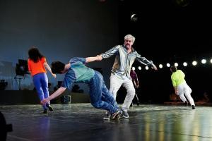 """12. Festival Internazionale di Danza Contemporanea, Meg Stuart, Leone d'oro alla cerriera,, presenta """"Built to last"""",. (Foto @labiennale.org)"""