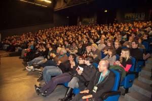 BFM 37 - La platea del film Rojo di Benjamin Naishtat. Foto Franco Cannavale