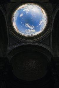 Irina Nakhova Tintoretto, tritych, 2019 ©-grisha-galanthyy, Venezia, hiesa di San Fantin, mostra There is a beginning in the end, Museo Pushkin,