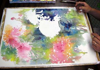 Chinese Flower Painting Demonstration - How to Paint ...