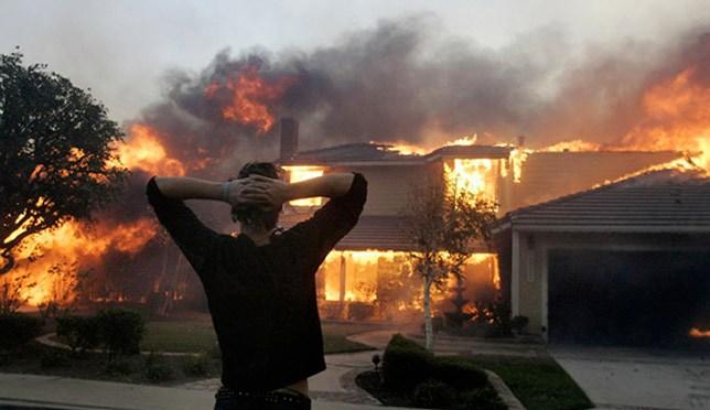 Tragic Fire Image