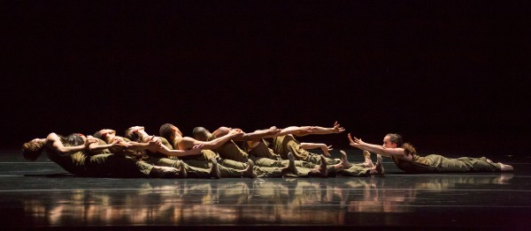 """Thousand Yard Stare"" by Jessica Lang Dance Co. © Todd Rosenberg Photography 2015"