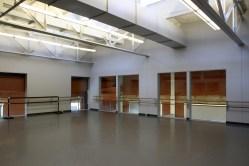 Studios at Bolender Center (photo: Lauren Warnecke)