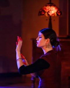 Sara Maslanka in 'Bindis & Bruises' | photo credit: Al Zayed