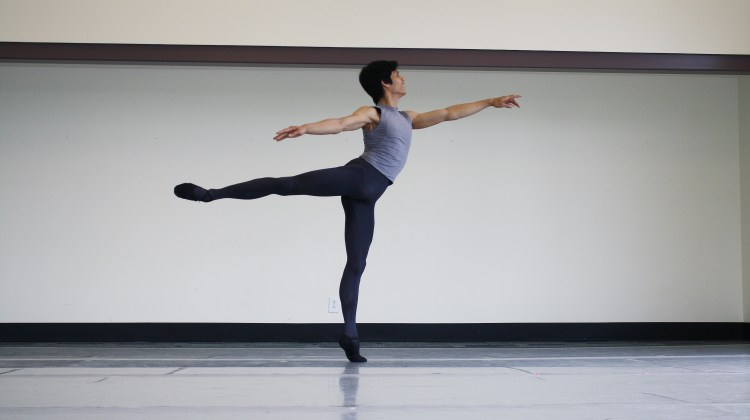 Supporting Leg Ballet