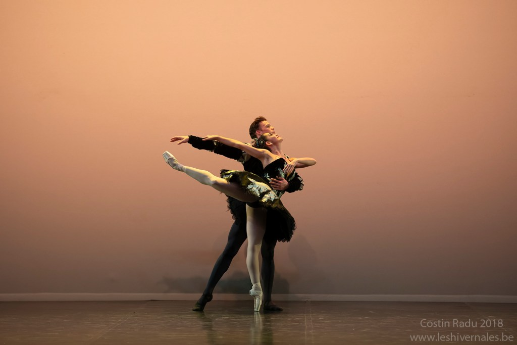 Adiarys Almeida & Taras Domitro, photo by Costin Radu