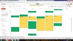 using calendars in your business