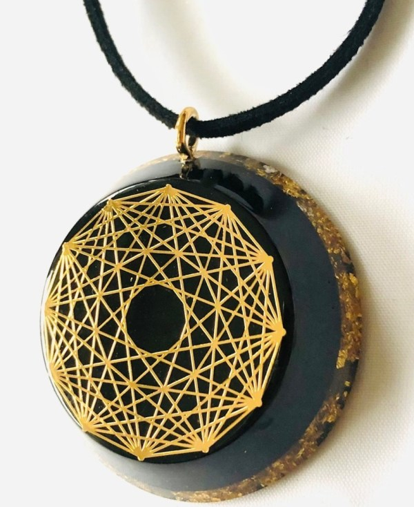 Dodecahedron Goud Artisan Gifts