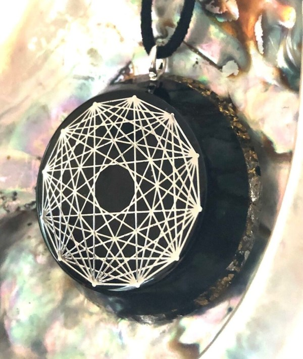 Dodecahedron zilver Artisan Gifts