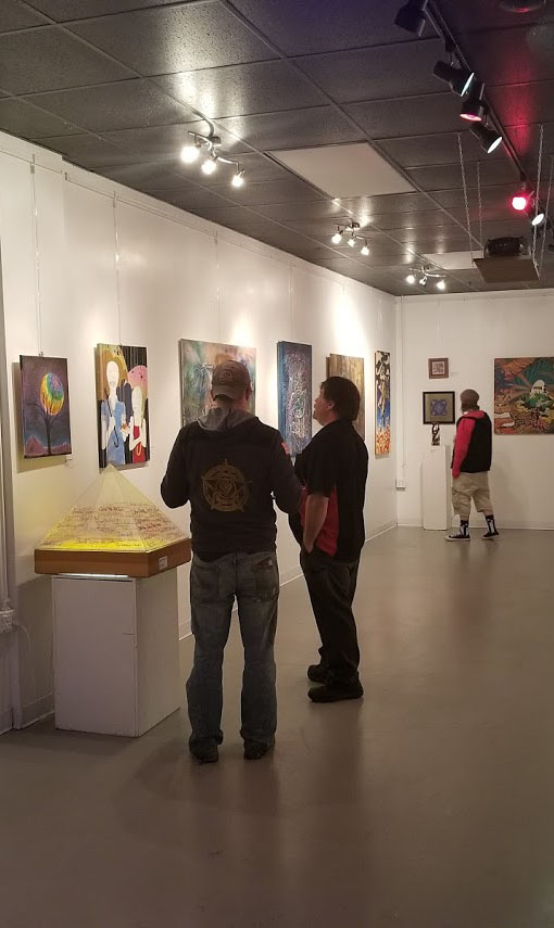First Friday Gallery Reception