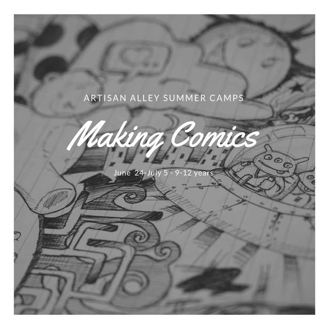 Making Comics - Matthew New