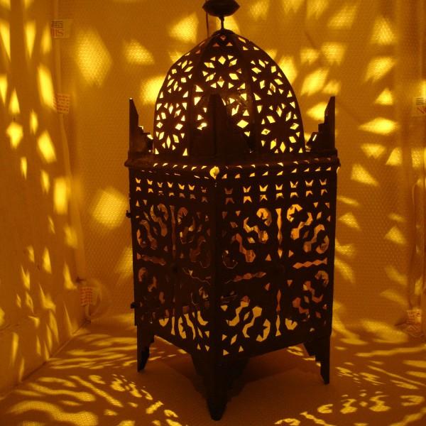 Suspension Marocaine En Mtal Marrakech
