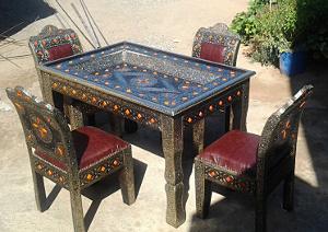 Mobilier Et Meubles Marocains Pour La Dcoration De La