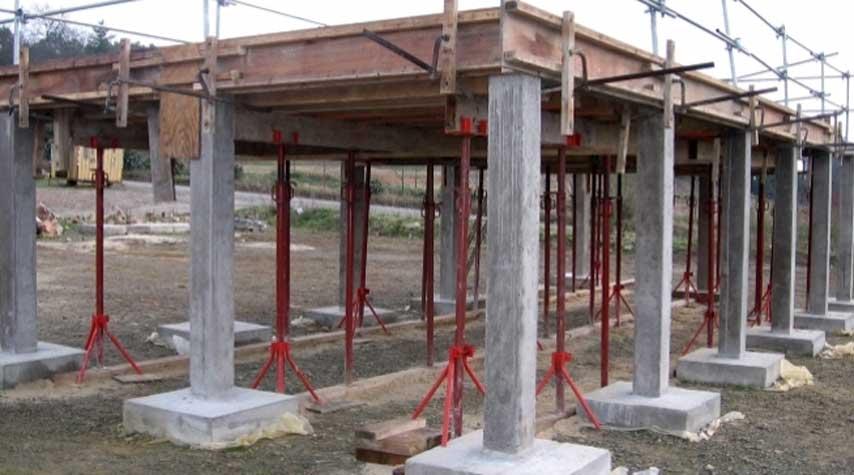 prix et pose de poteaux en beton