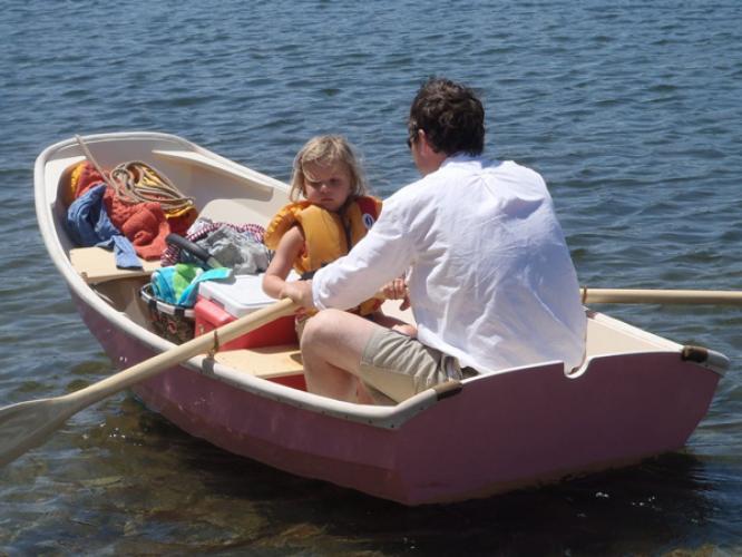 Nutshell Pram Artisan Boatworks