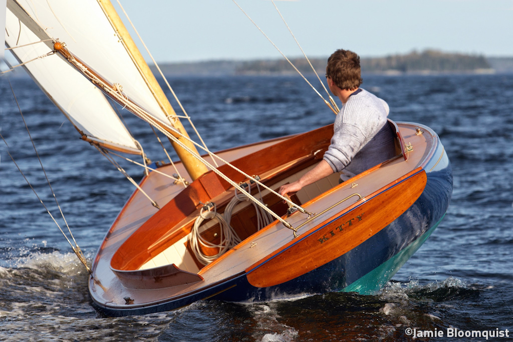 Watch Hill 15 KITTY Artisan Boatworks