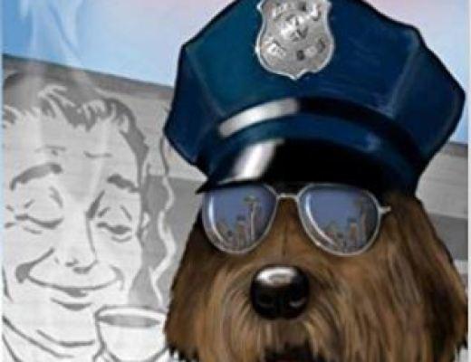 K-9 Cop: Case# 1 – The Dreck Report by Erna Mueller