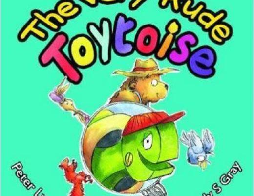 The Very Rude Toytoiseby Peter Lynas – Children's Book