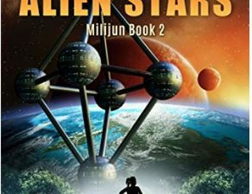 Amidst Alien Stars: Milijun Book 2 by Clayton Graham – Book Review