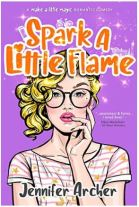 "Alt=""spark a little flame by jennifer archer"""