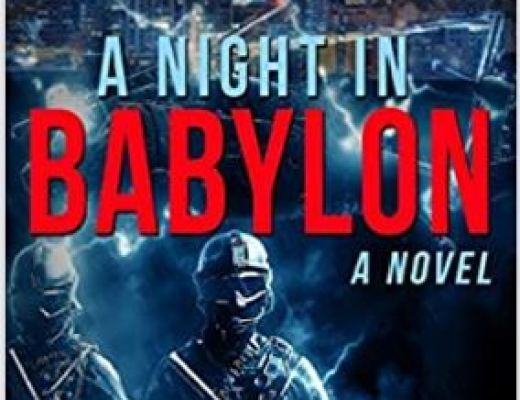 A Night in Babylon by Michael West – Book Review