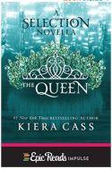 """Alt=""""the queen by kiera cass"""""""
