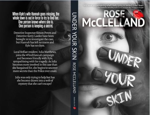 Under Your Skin by Rose McClelland – Book Review