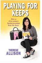 """Alt=""""playing for keeps by therese allison"""""""