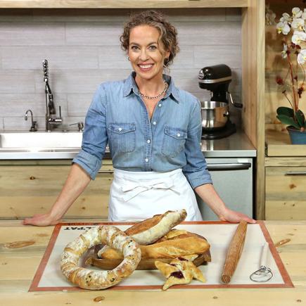 Craftsy Bread Class | Breadin5 01