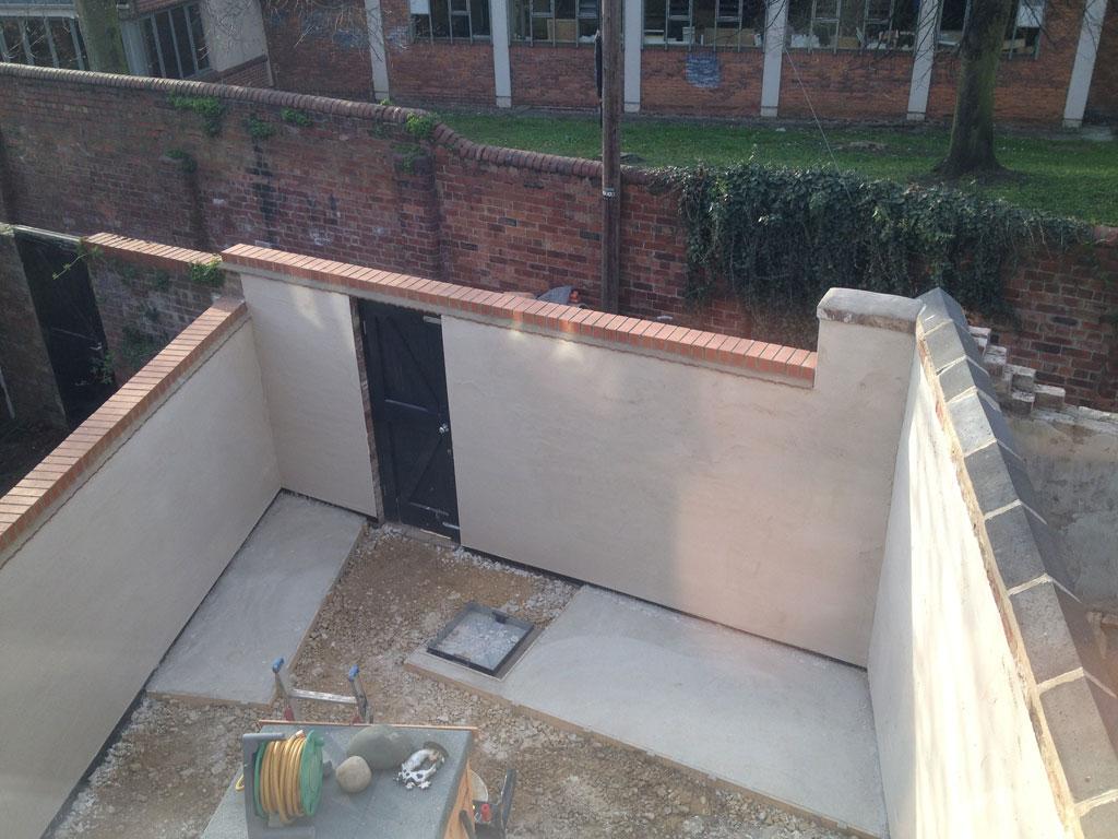 Small Victorian Terraced House Garden - Artisan Project ... on Terraced House Backyard Ideas id=96658