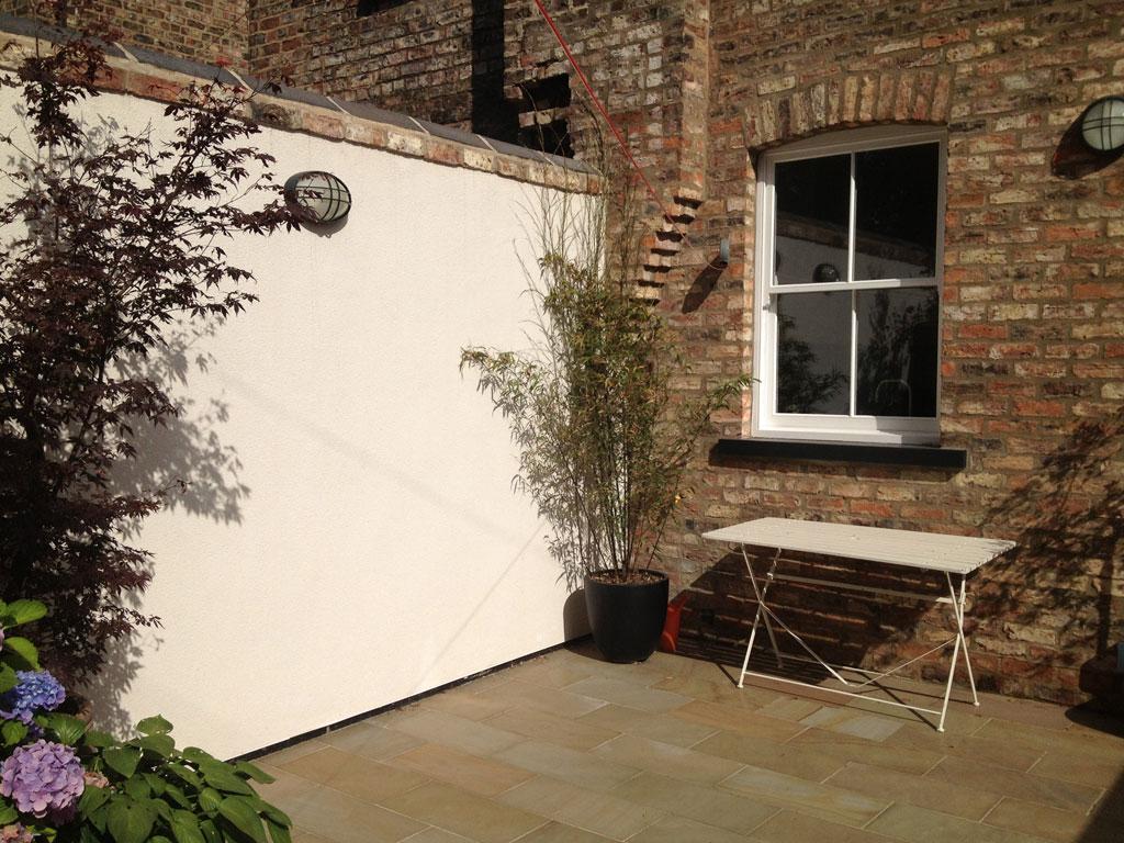 Small Victorian Terraced House Garden - Artisan Project ... on Terraced House Backyard Ideas id=95772