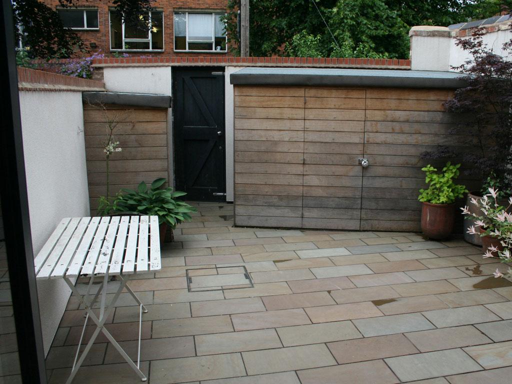 Small Victorian Terraced House Garden - Artisan Project ... on Terraced House Backyard Ideas id=75877