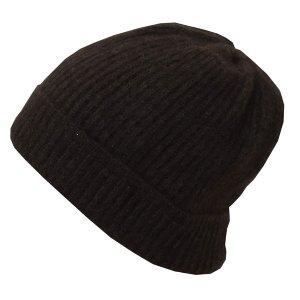 bonnet classique en laine de yack