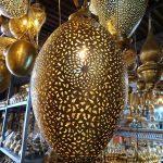 Moroccan Pendant Light Moroccan Lamp Pendant Lights Brass Closed Bottom Artisans Morocco