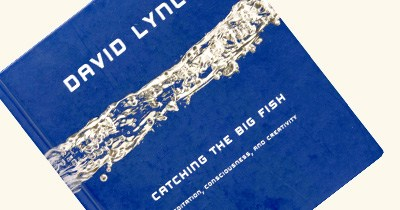 A Book About Meditation, Consciousness, and Creativity. By David Lynch.
