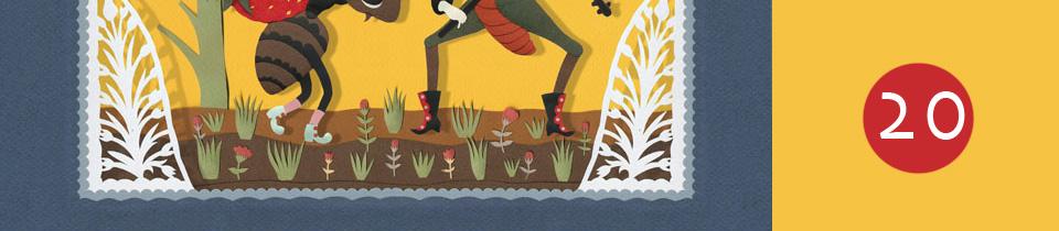 Fables de la Fontaine. Book in Progress (post 20)