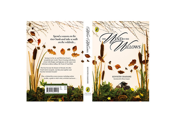 Penguin Book Cover Competition Winners : The wind in willows book cover design contest by