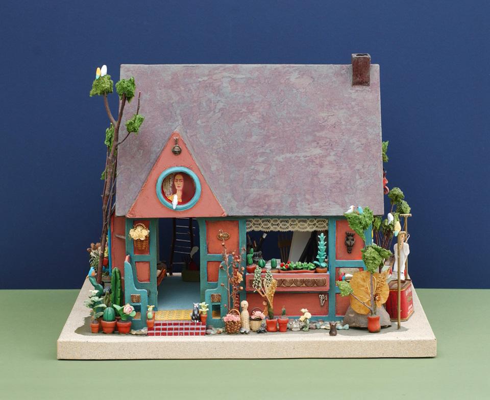 Frida Kahlo's House 1 copy