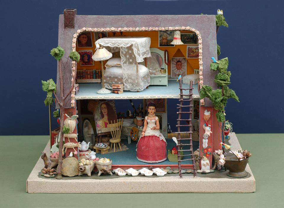 Frida Kahlo's House 3 copy