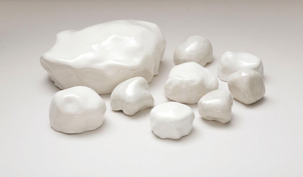 Ceramics by Clara Diaz.
