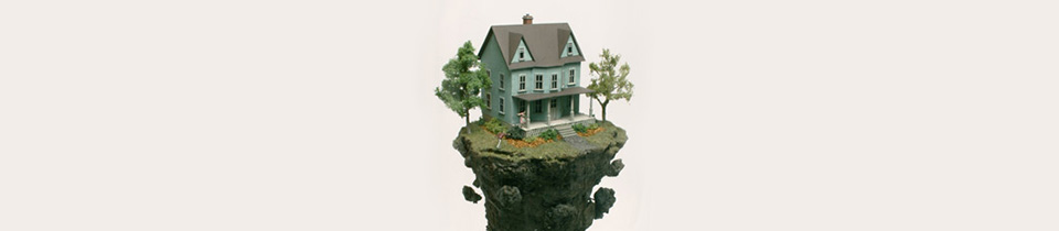 Dioramas by Thomas Doyle.