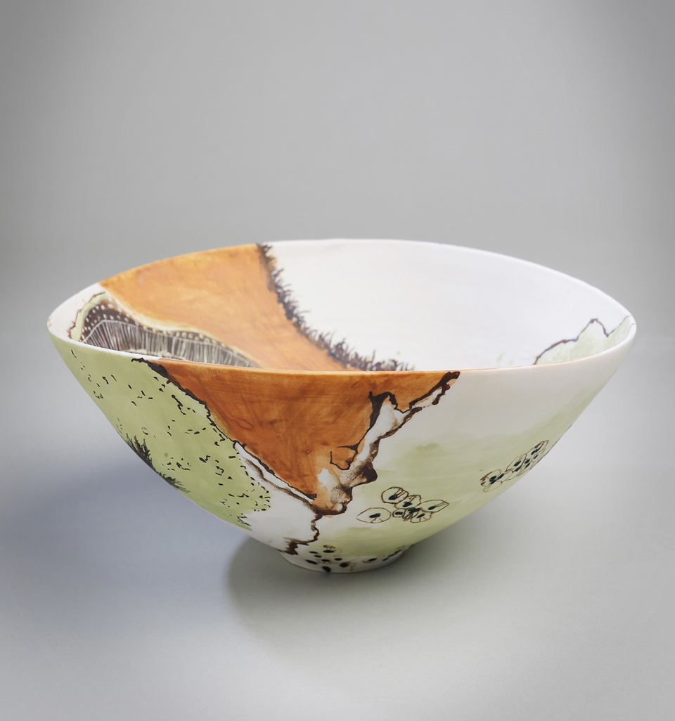 Beautiful Porcelains by Shannon Garson.