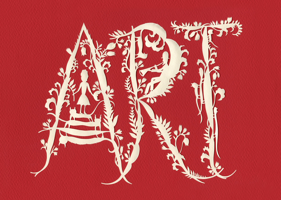 ART-papercut-red