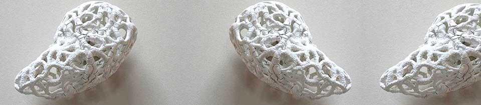 Ceramics by Netty van den Heuvel.
