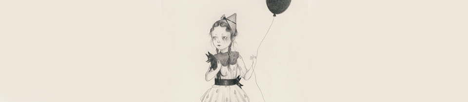 Unique Drawings by Amy Earles.