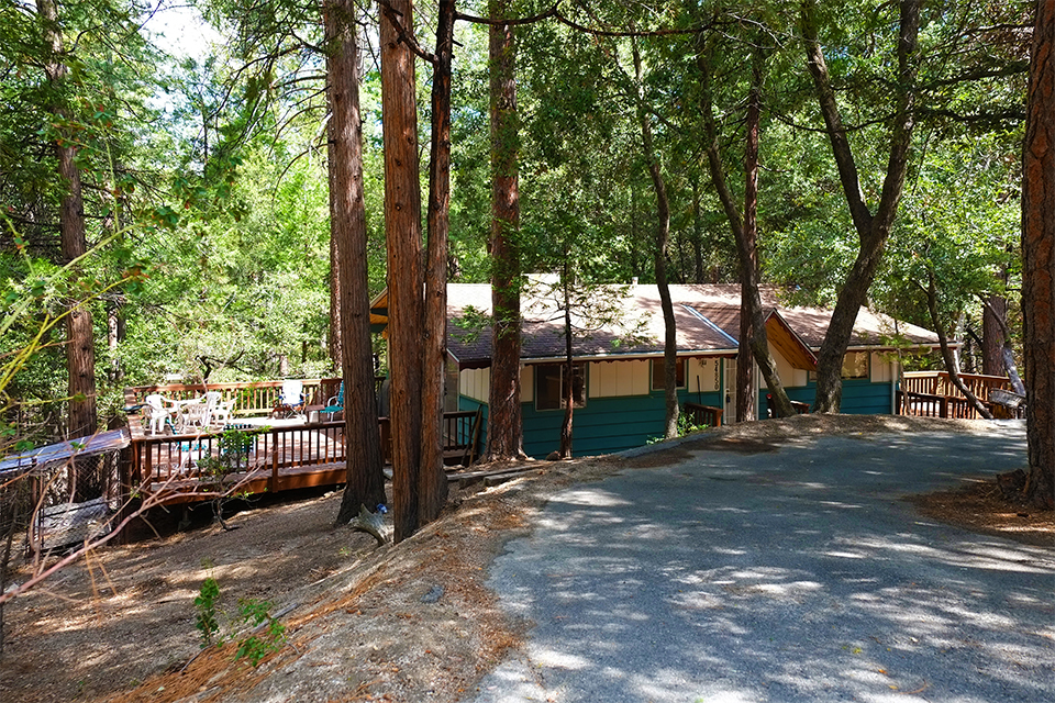 We are Selling Our Cabin in Idyllwild.